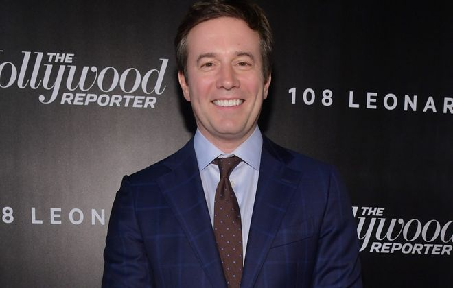 """Kenmore East graduate Jeff Glor will be replaced by Norah O'Donnell on """"CBS Evening News."""" (Getty Images)"""