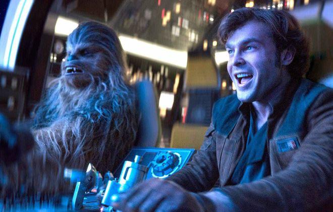 "Kids will enjoy ""Solo: A Star Wars Story."""