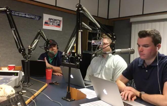 Tim Graham Show: Russ Brandon's resignation, Bills draft, Sabres lottery luck
