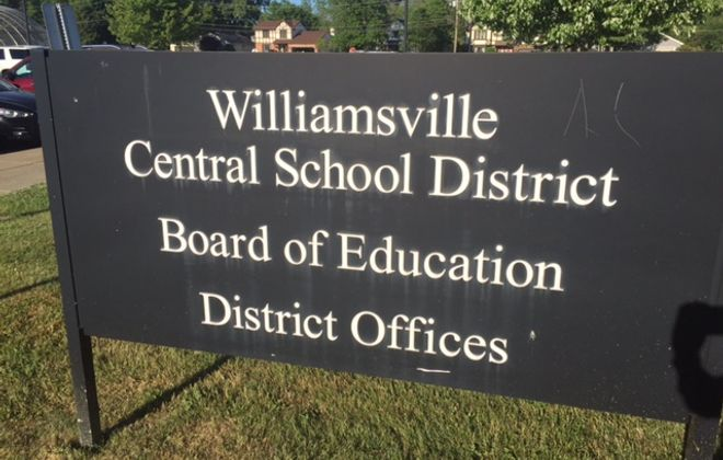 A 49-year-old teacher who has three times unsuccessfully sought a job at Heim Elementary School is accusing the Williamsville Central School District of age discrimination. (News file photo)