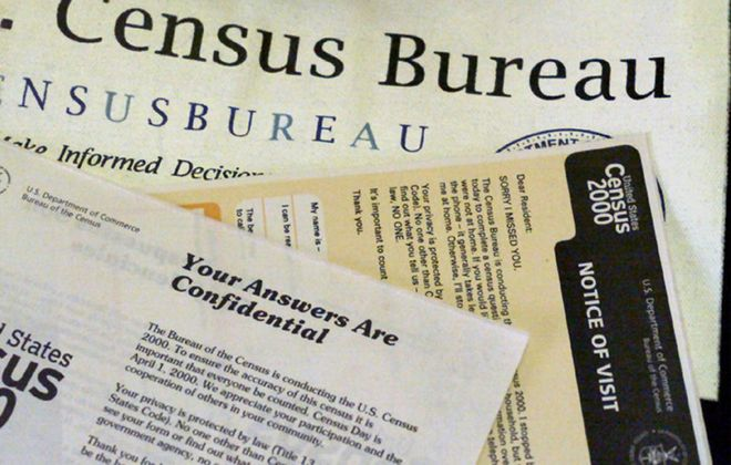 Completing the 2020 Census form will protect New York 's federal interests, including its level of congressional representation. The census can be completed online.