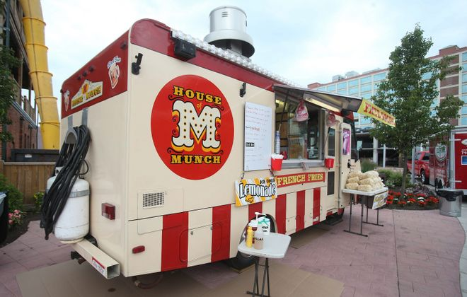 House of Munch food truck, pictured in 2013. (Robert Kirkham/News file photo)