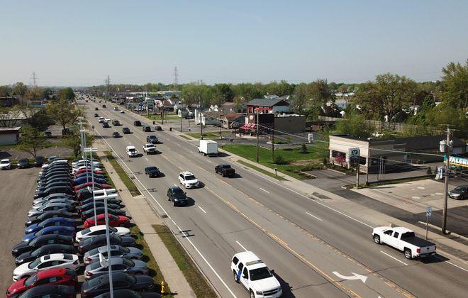 Niagara Falls Boulevard. (John Hickey/Buffalo News file)