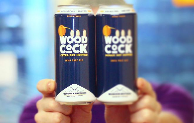 Woodcock Brothers Brewery will release a Citra Dry-Hopped India Pale Ale. (via Woodcock)