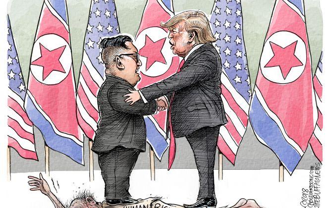 The Handshake: June 13, 2018
