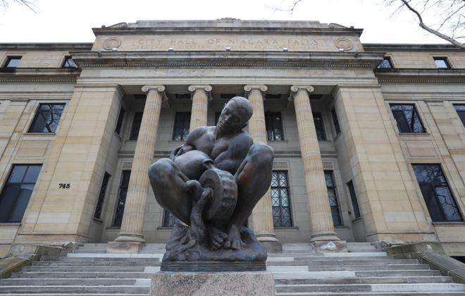 Niagara Falls City Hall. (News file photo)