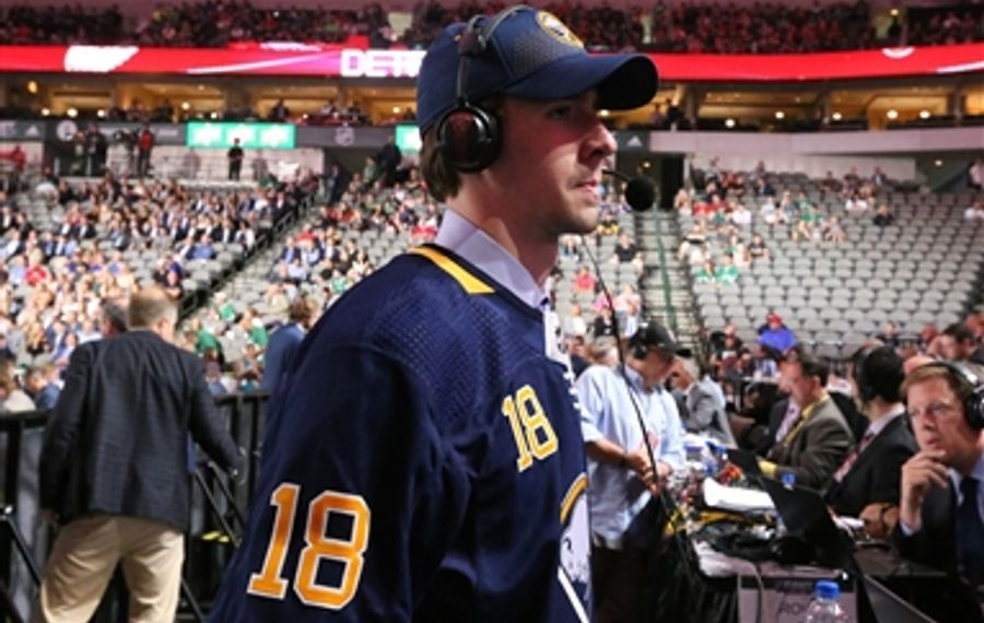 Five things to know about Sabres No. 32 NHL Draft pick Mattias Samuelsson