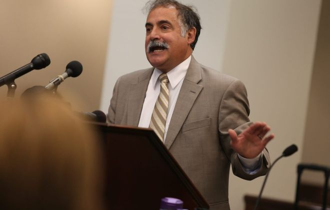 Defense attorney Joseph Terranova says he doesn't use social media much himself. (News file photo)