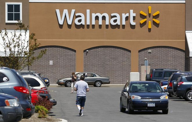 Walmart is stepping up hiring statewide. (News file photo)