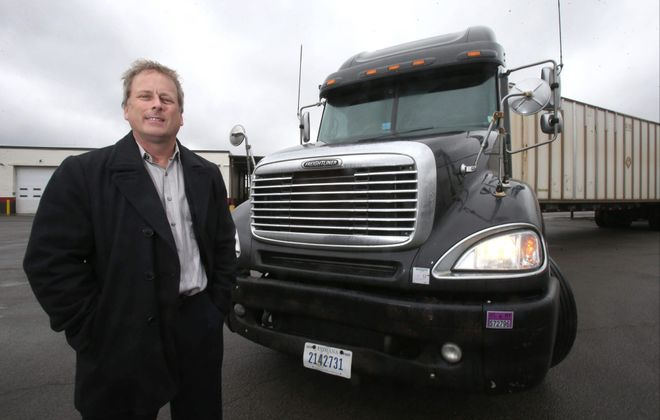 Roar Logistics, led by Rob Rich III (pictured here in 2013), is in line for major tax breaks for its new project. (Robert Kirkham/News file photo)