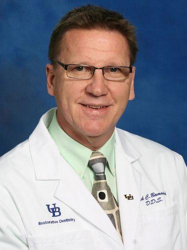 Dr. Frank Barnashuk elected to board