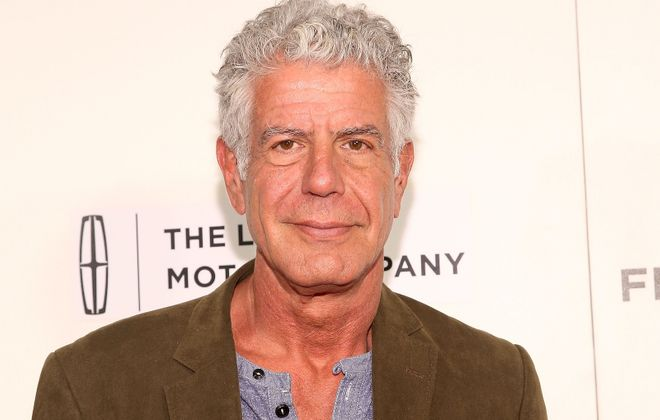 TV food celebrity Anthony Bourdain died Friday morning. He was 61. (Robin Marchant/Getty Images)