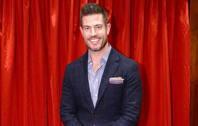 "Jesse Palmer, host of ""The Proposal"" on ABC. (Andrew Toth/Getty Images)"