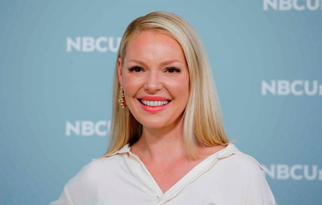 More information is relayed on Katherine Heigl's recent stop in Grand Island and the Buffalo area. (Getty Images)