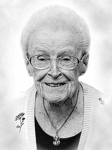 KANE, Sister Rita SSJ (formerly Sister John Aloysius))
