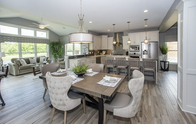 Essex Homes opens new, upscale 'Easton' in Orchard Park