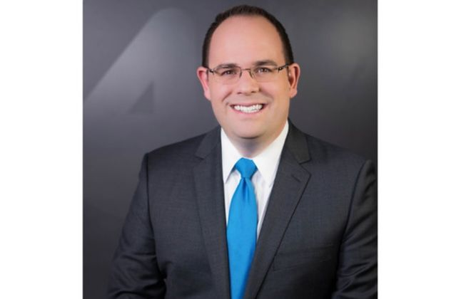 Jordan Williams will leave Channel 4 after July 25, and there's yet to be a replacement announced. (WIVB photo)