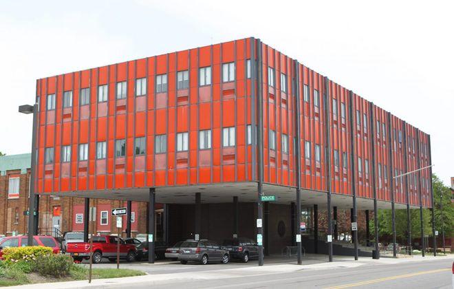 Lackawanna City Hall. (Sharon Cantillon/News file photo)