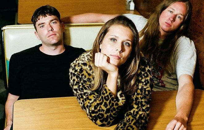 The Australian trio Middle Kids is headed to Mohawk Place.