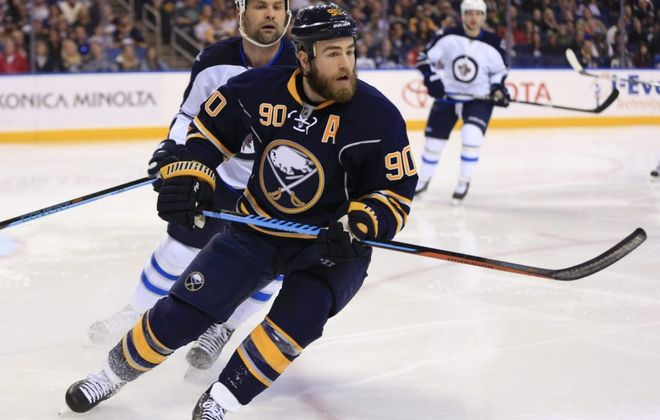 Should brutal honesty be a reason for the Sabres to trade Ryan O'Reilly? (Harry Scull Jr./Buffalo News).