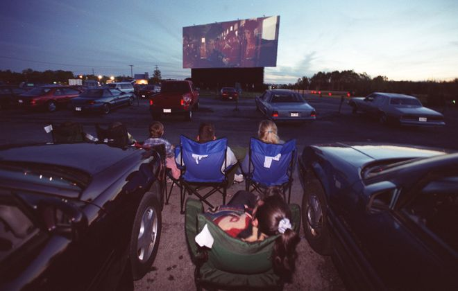 The Buffalo area has two drive-ins to enjoy in the warmer weather: The Transit Drive-In in Lockport and Sunset Drive-In in Middleport. (News file photo)