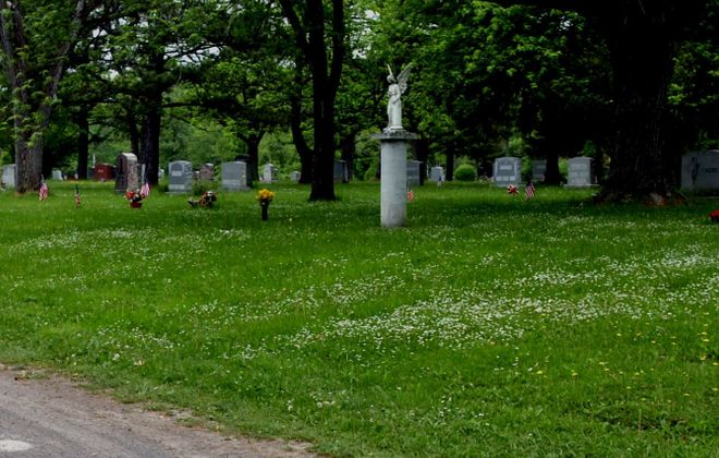 Acacia Park Cemetery in Pendleton. (Buffalo News file photo)