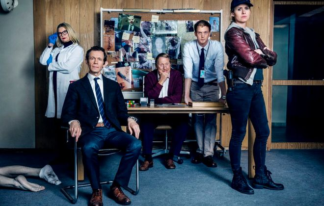 """The Swedish police drama """"Fallet"""" is now streaming on Netflix."""