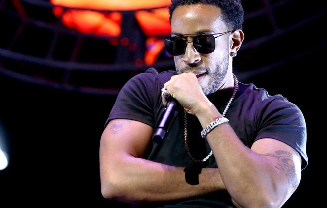 Ludacris will perform at Canalside Live this summer. (Getty Images)