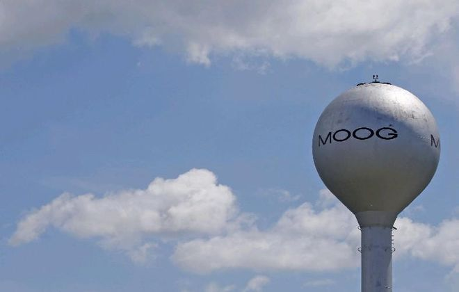 Moog is getting additional sales tax breaks through the Erie County Industrial Development Agency. (News file photo)
