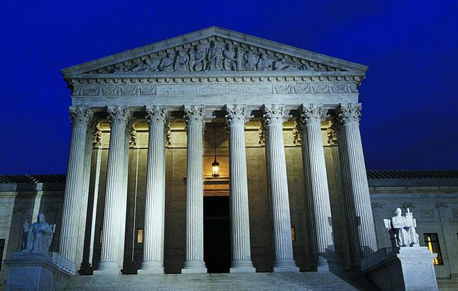 The landmark Janus v. AFSCME Supreme Court decision kicked in with Wednesday's state payroll for mostly agency-based workers. (Getty Images)