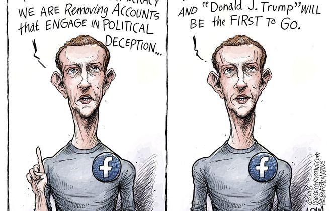Facebook purge: August 2, 2018