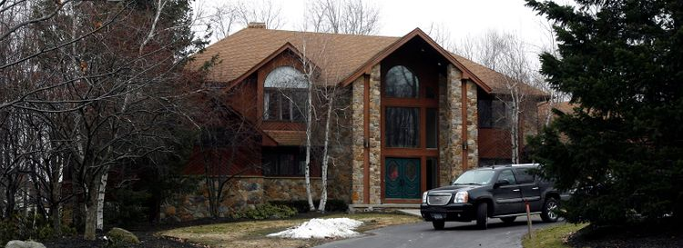 When Bills Hall of Famer Jim Kelly wanted to sell this home in Orchard Park in 2009, he turned to Amy Pfister of Pfister Real Estate, who has sold homes for Marshawn Lynch and Rex Ryan. (Robert Kirkham/News file photo)