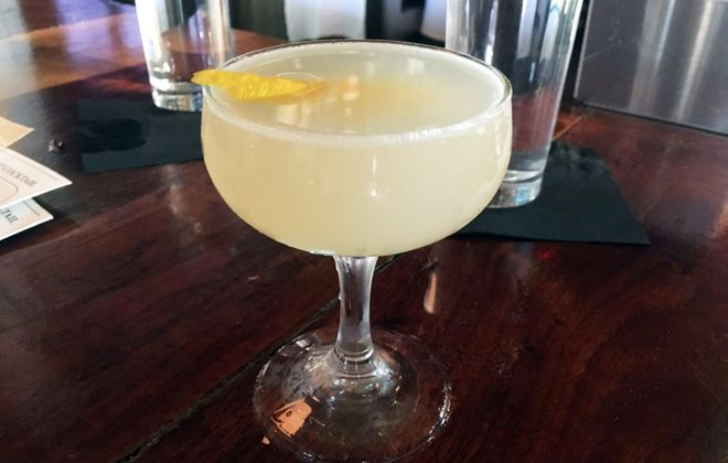 The Hemingway daiquiri at Ballyhoo is perfect for sipping on a hot summer day. (Photo by Emeri Krawczyk)