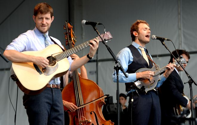 The Punch Brothers (Getty Images)