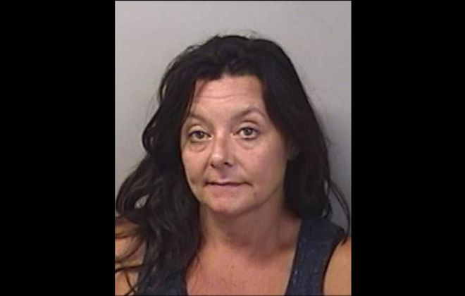 Jennifer L. Serrano, of Irving, was arrested Sunday afternoon after he car was seized, Genesee County deputies say. (Photo via Genesee County Sheriff's Office)
