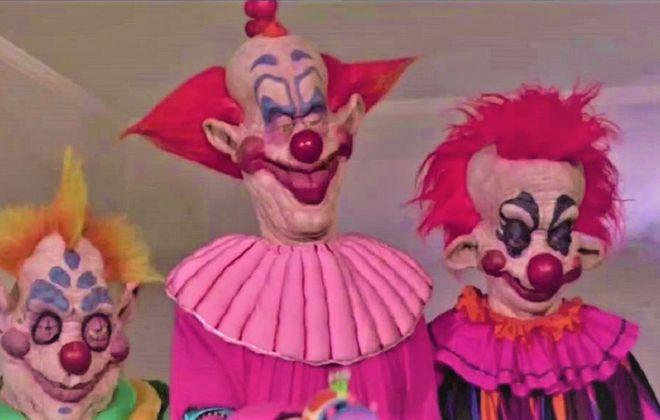 """Attack of the Killer Klowns"" opens the new season of ""Thursday Night Terrors."""