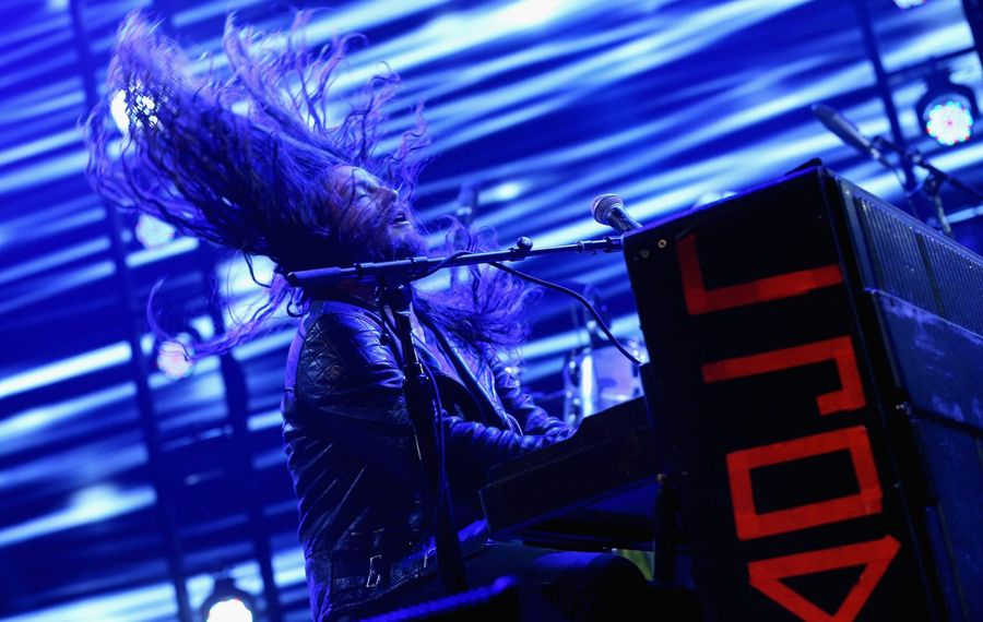 J Roddy Walston and The Business are headed to Babeville's Asbury Hall. (Getty Images)