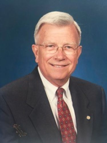 Dr. Orville T. Beachley Jr., longtime UB chemistry professor and avid fisherman