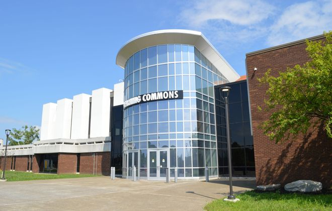 The Learning Commons at Niagara County Community College opened in August 2018. (Contributed photo)