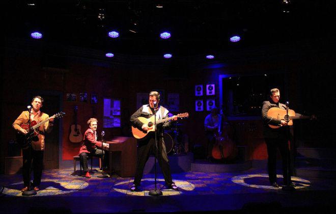 "MusicalFare Theatre will stage the popular ""Million Dollar Quartet"" at Shea's 710 Theatre. (File photo)"