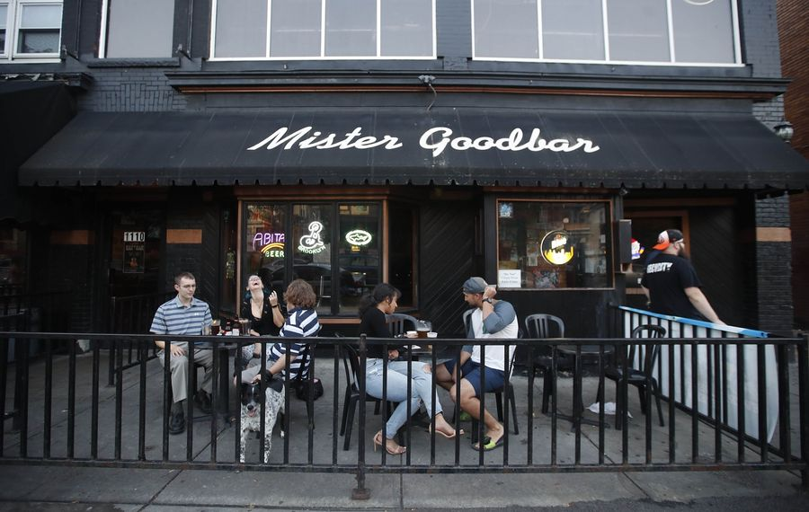 Celebrate five decades of Mr. Goodbar on Wednesday; that's just one option on a lengthy list of Buffalo-based events. (Sharon Cantillon/News file photo)