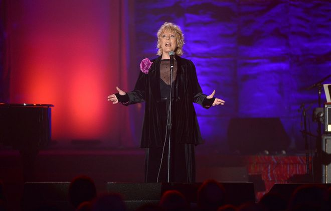 Petula Clark comes to the Riviera Theatre in November.  (Getty Images)