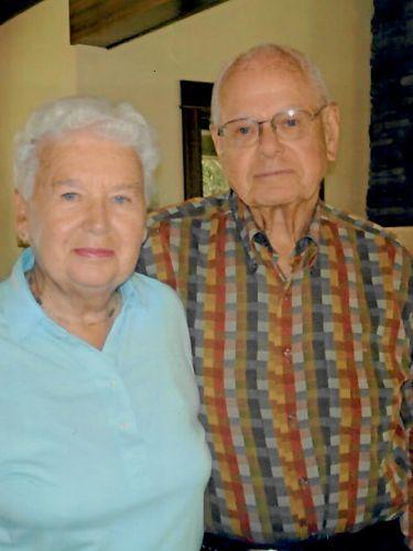 Margaret and Edward Raiff