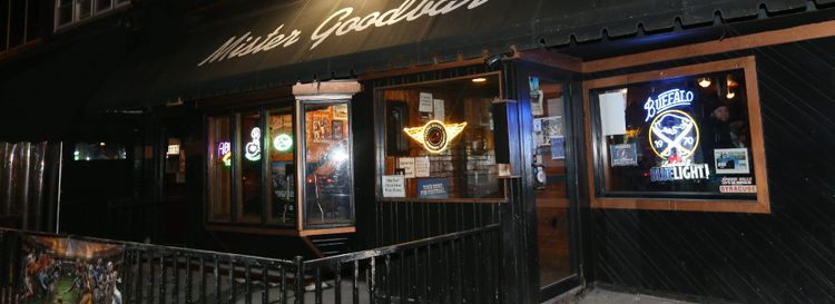 "Jeff Miers writes, ""Though it has been known as both a neighborhood pub and a college student bar, Mister Goodbar has always been about live music."" (Sharon Cantillon/Buffalo News)"