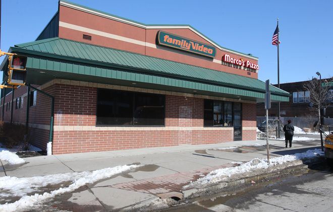 Though Marco's Pizza has been a good revenue stream for Family Video elsewhere, the one on Hertel Ave. closed and is now home to Hertle Avenue Poutine and Cream. The only Marco's left in WNY is in Jamestown. (News file photo)