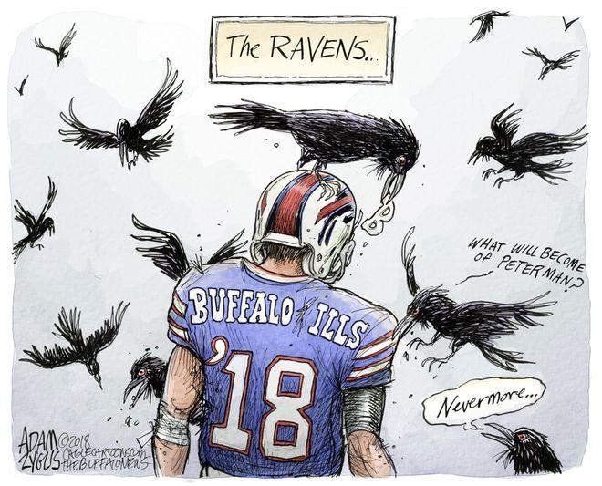 Buffalo ills: September 11, 2018