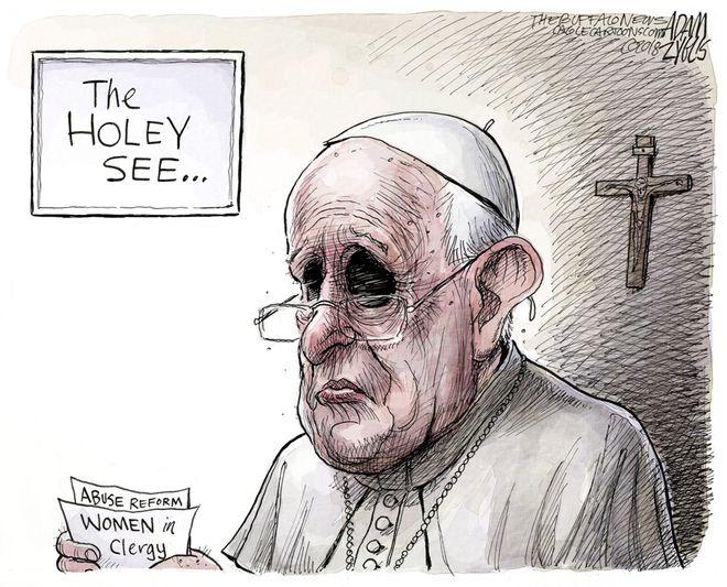 Vatican vision: September 21, 2018