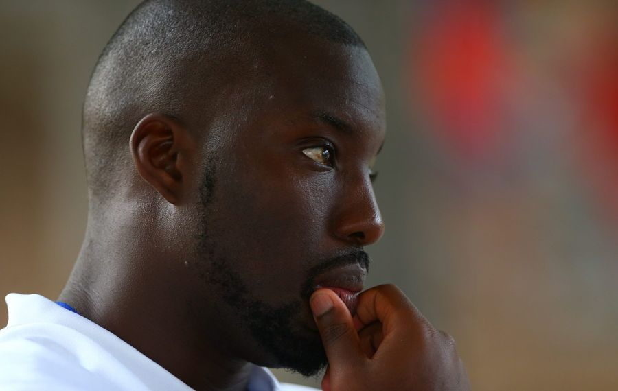 """""""This isn't how I pictured retiring from the NFL,"""" Vontae Davis said in a statement after walking away before halftime of the Bills' Week 2 game of the 2018 season. (John Hickey/News file photo)"""