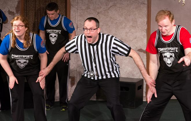 CSz Buffalo specializes in improv, hosting all-ages and adult shows every weekend, plus programs and training for groups and individuals. They will celebrate their 25th anniversary weekend Nov. 16-17 with an alumni ComedySportz match, VIP mixer and more.