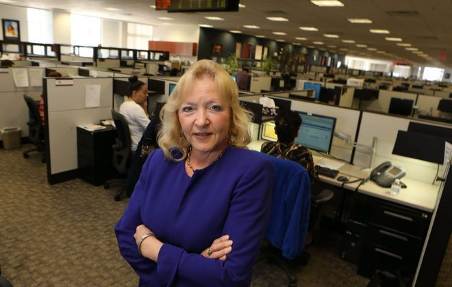 Colleen M. Hiam, director of the SBA Disaster Assistance Customer Service Center in Buffalo. (News file photo)